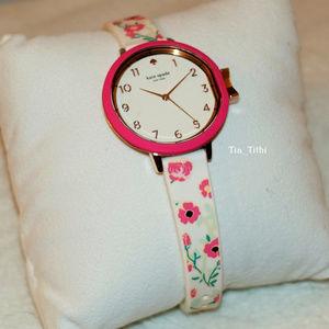 Kate Spade Park Row Floral Watch